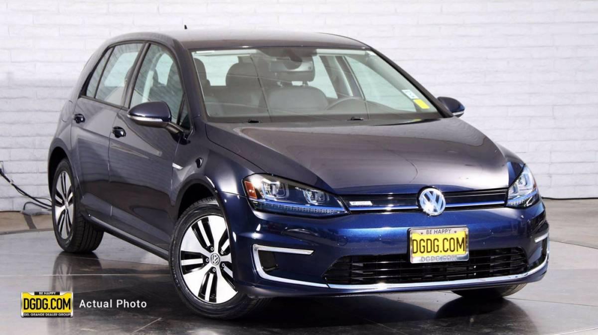 2015 Volkswagen e-Golf WVWPP7AU7FW907273