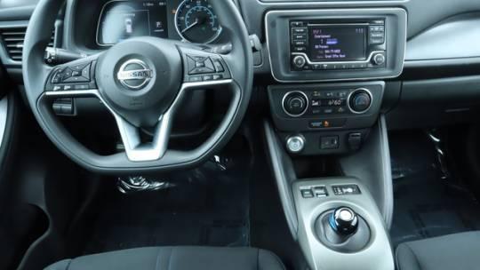 2019 Nissan LEAF 1N4AZ1CP9KC308431