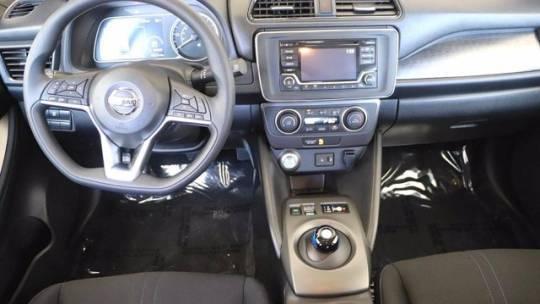 2019 Nissan LEAF 1N4AZ1CP2KC314295