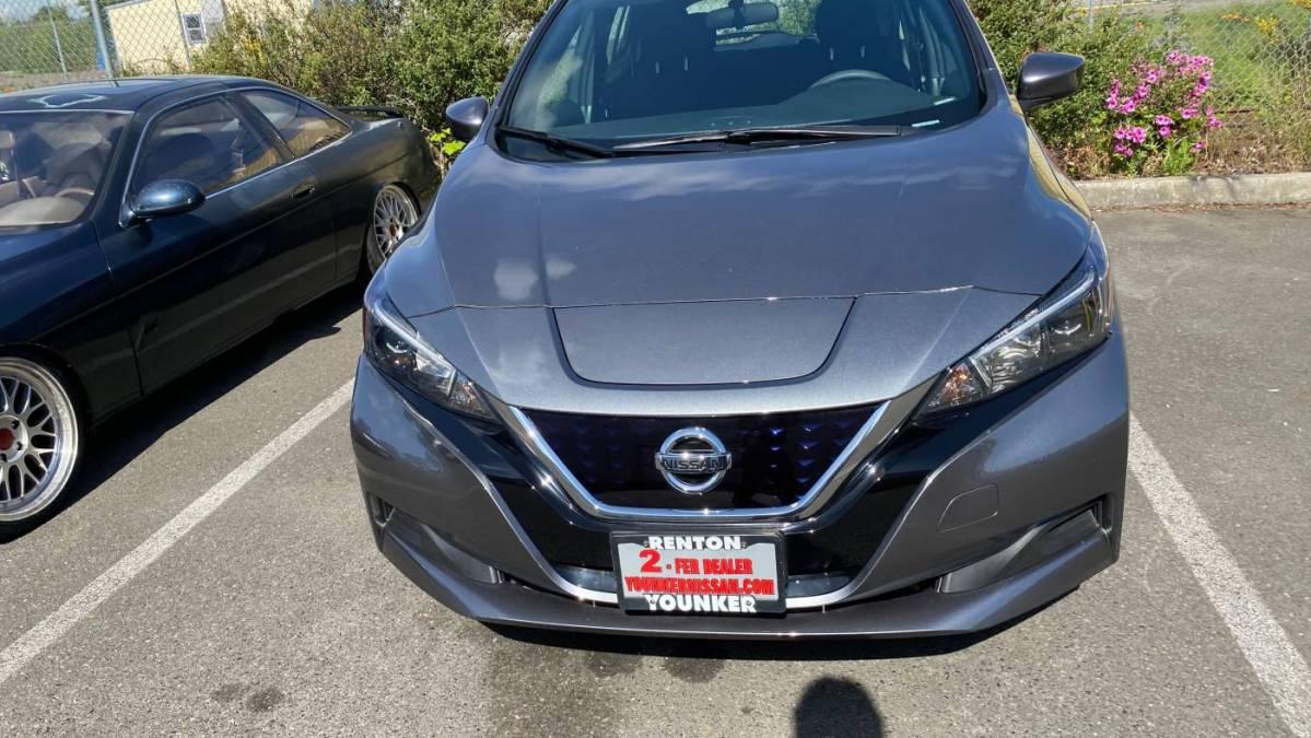 2018 Nissan LEAF 1N4AZ1CP6JC306439