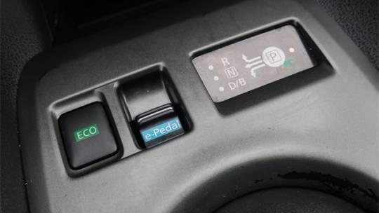 2018 Nissan LEAF 1N4AZ1CP8JC311531