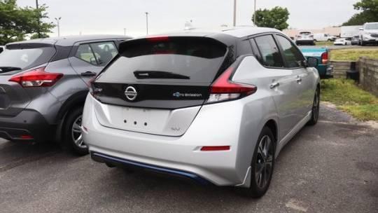 2019 Nissan LEAF 1N4AZ1CP4KC307624