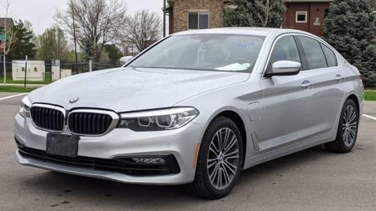 2018 BMW 5 Series WBAJB1C56JB085067