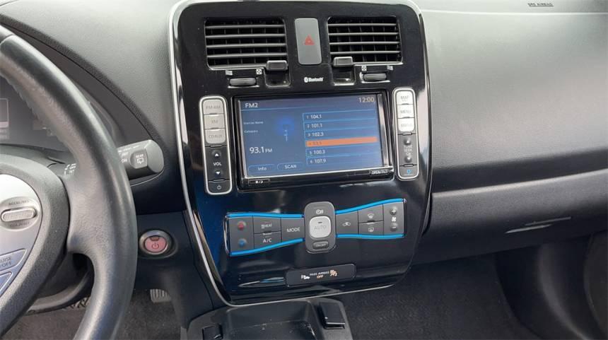 2014 Nissan LEAF 1N4AZ0CP6EC339442