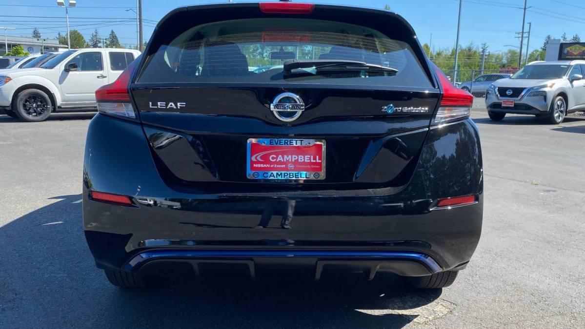 2018 Nissan LEAF 1N4AZ1CP2JC300377