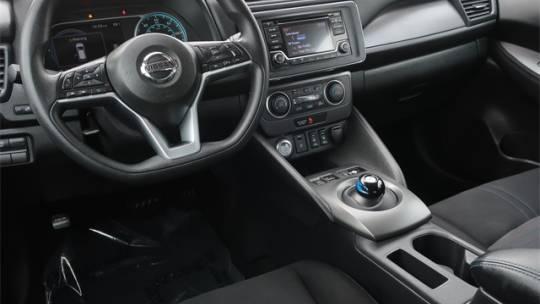 2018 Nissan LEAF 1N4AZ1CP3JC310108