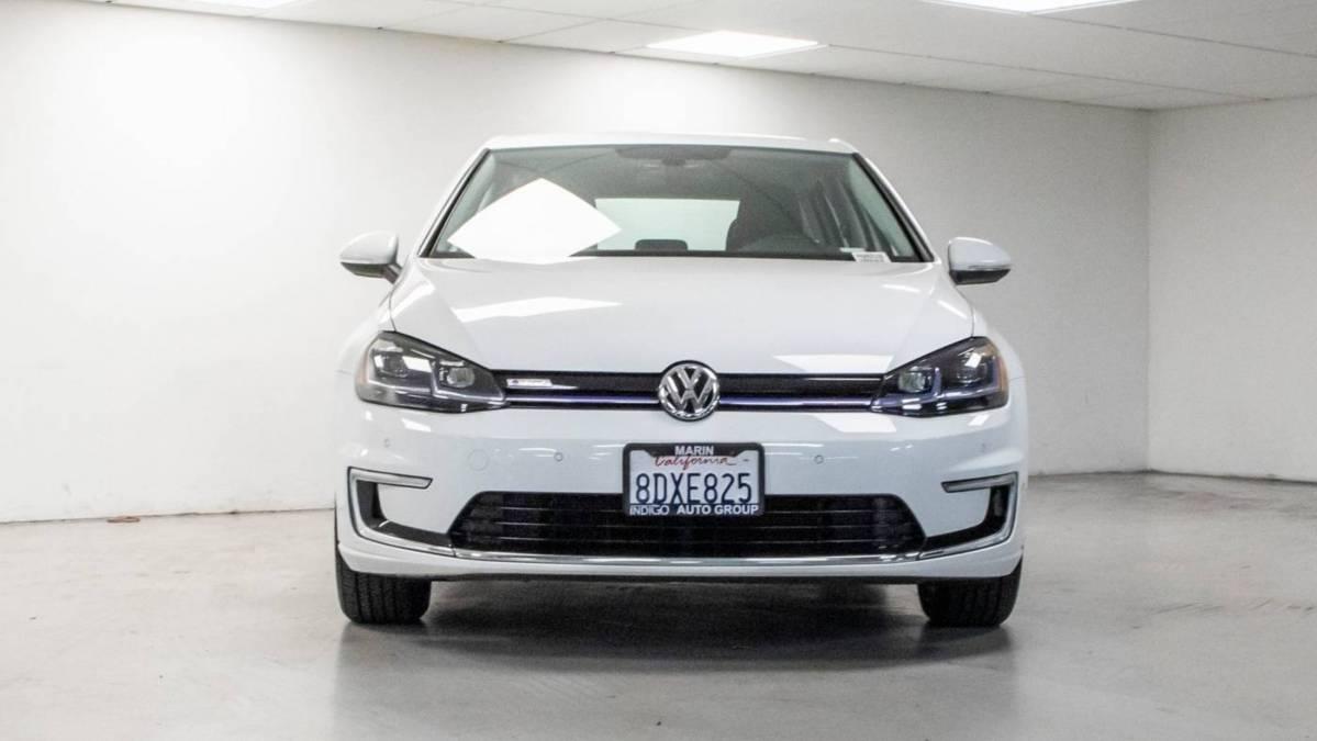 2017 Volkswagen e-Golf WVWPR7AU4HW950336