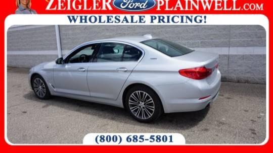 2018 BMW 5 Series WBAJB1C59JB084818