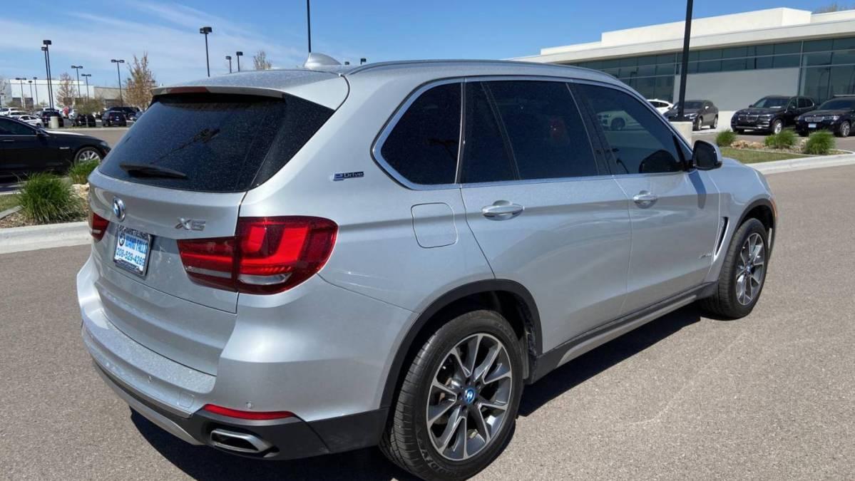 2018 BMW X5 xDrive40e 5UXKT0C57J0W02353