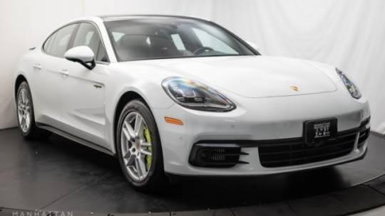 2018 Porsche Panamera WP0AE2A79JL130176