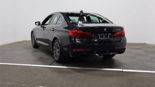 2018 BMW 5 Series WBAJB1C50JG624205