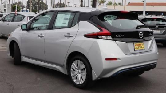 2020 Nissan LEAF 1N4AZ1BP1LC309527