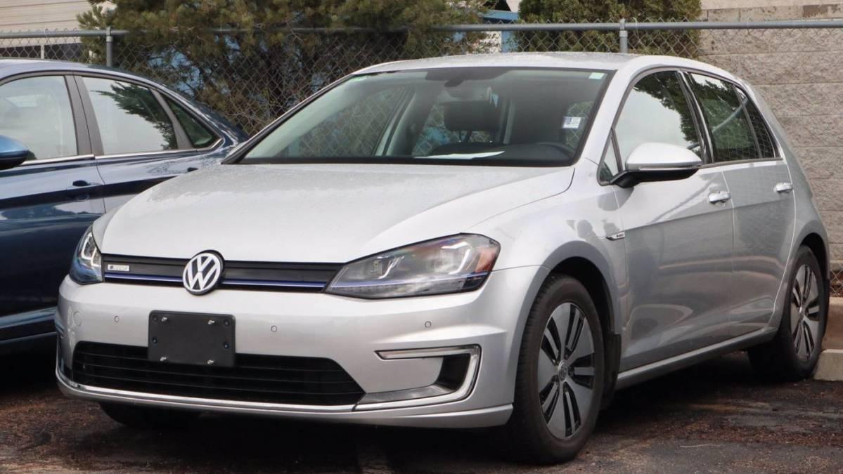 2016 Volkswagen e-Golf WVWPP7AU4GW902761