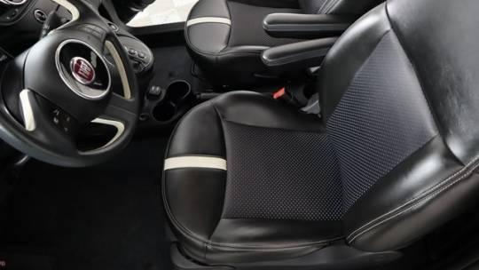 2018 Fiat 500e 3C3CFFGE5JT471862