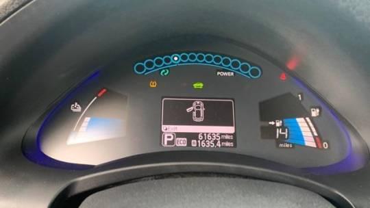2013 Nissan LEAF 1N4AZ0CP4DC402715
