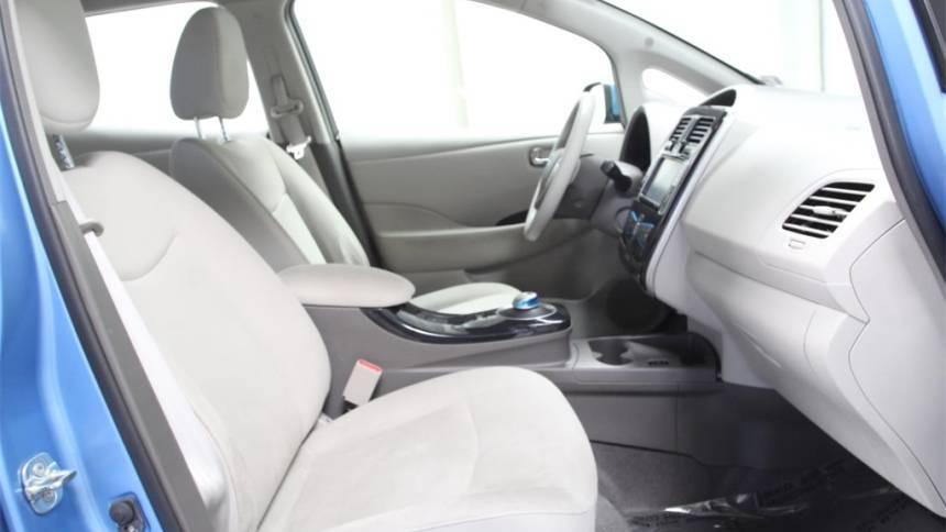 2012 Nissan LEAF JN1AZ0CP1CT015566