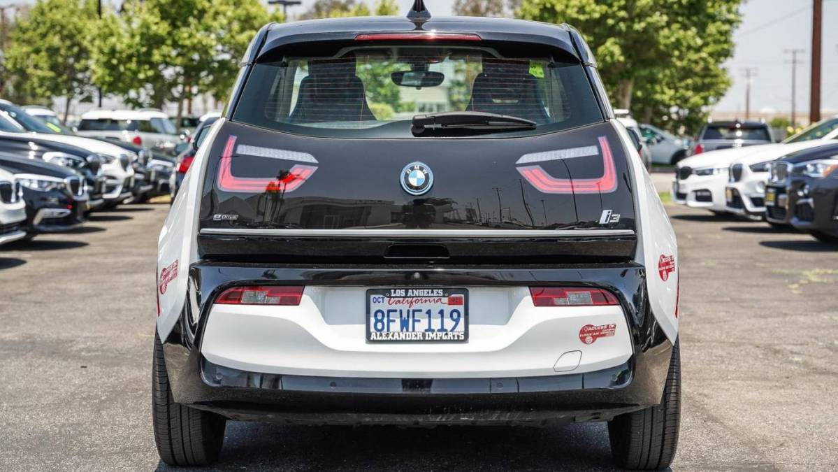 2018 BMW i3 WBY7Z2C52JVE64971