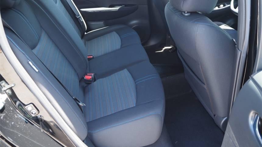 2021 Nissan LEAF 1N4AZ1CVXMC551330