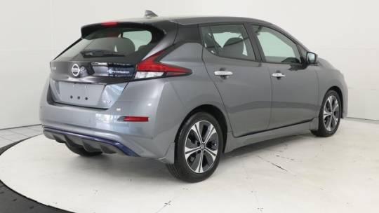 2020 Nissan LEAF 1N4AZ1CP2LC301886