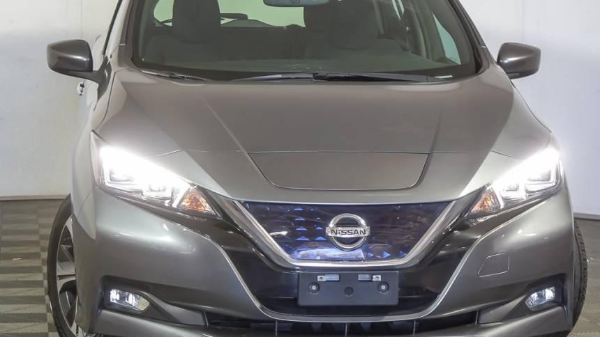 2018 Nissan LEAF 1N4AZ1CP6JC302925
