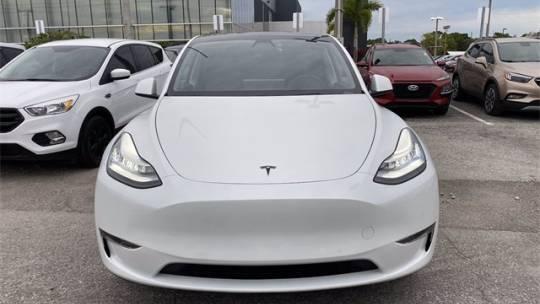 2020 Tesla Model Y 5YJYGDEF4LF001953