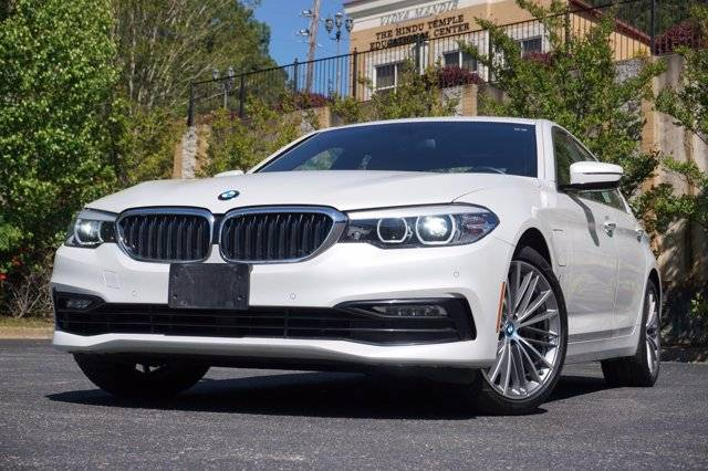 2018 BMW 5 Series WBAJA9C57JB249587