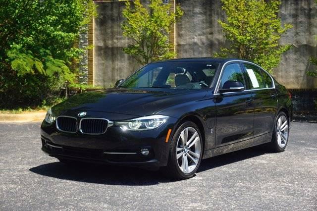 2018 BMW 3 Series WBA8E1C52JA159581