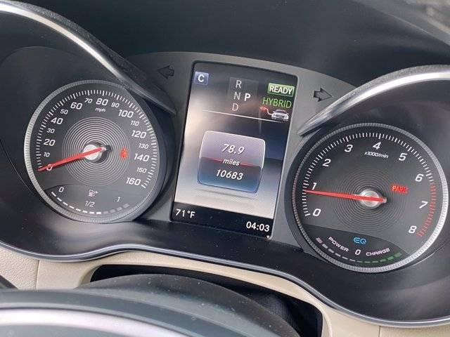 2019 Mercedes GLC 350e 4MATIC WDC0G5EB1KF536064