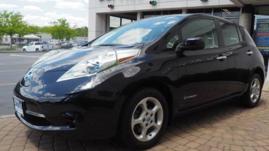2014 Nissan LEAF 1N4AZ0CP8EC336882