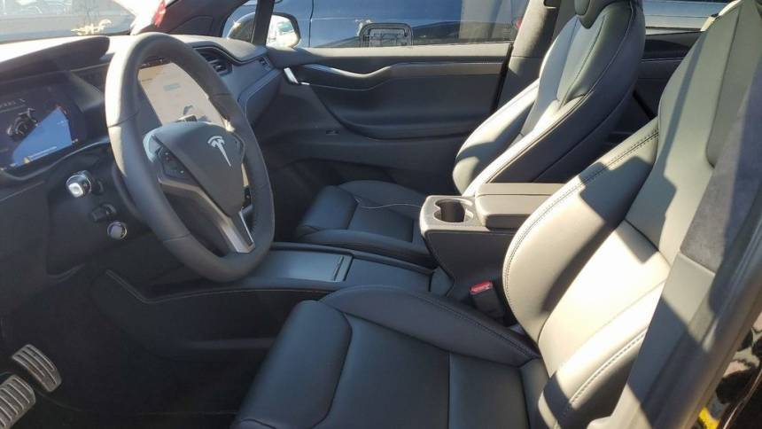 2021 Tesla Model X 5YJXCBE43MF320644