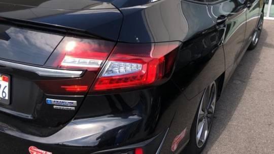 2018 Honda Clarity JHMZC5F37JC002114