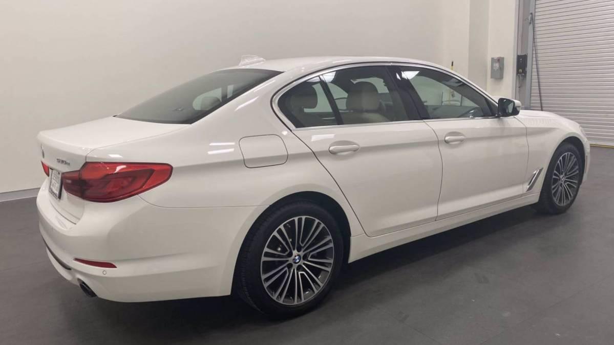 2020 BMW 5 Series WBAJA9C0XLCE01866