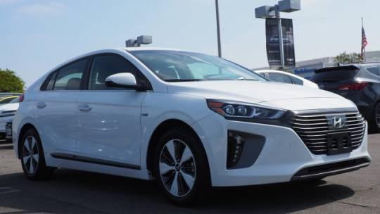 2019 Hyundai IONIQ KMHC75LD1KU132194
