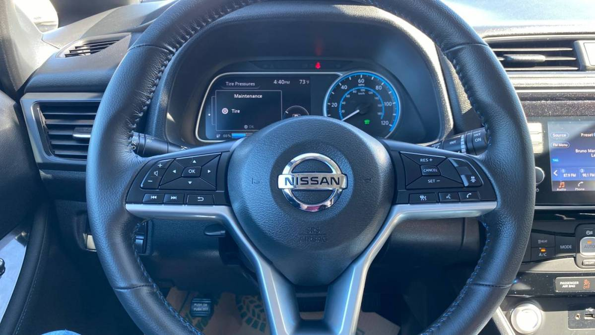 2019 Nissan LEAF 1N4AZ1CP7KC313630