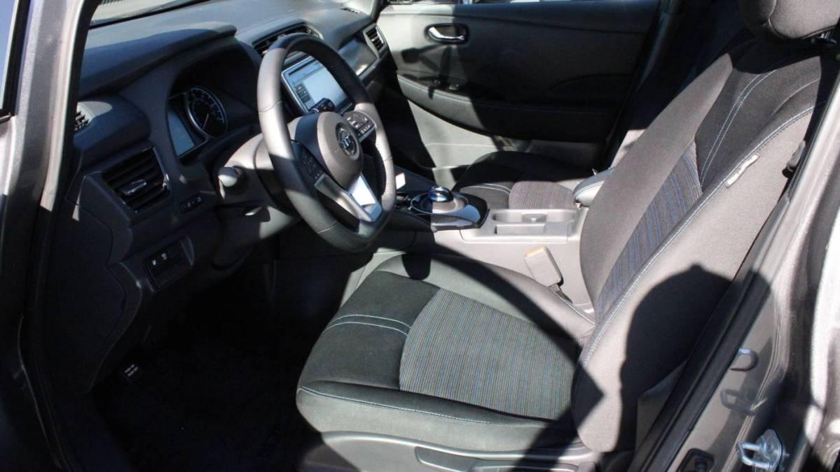 2018 Nissan LEAF 1N4AZ1CPXJC317458
