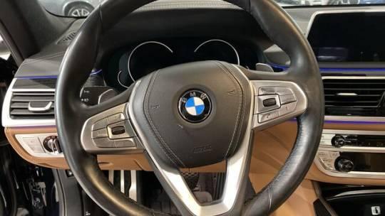2018 BMW 7 Series WBA7J2C52JG938182