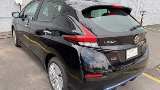 2021 Nissan LEAF 1N4AZ1BV4MC553592