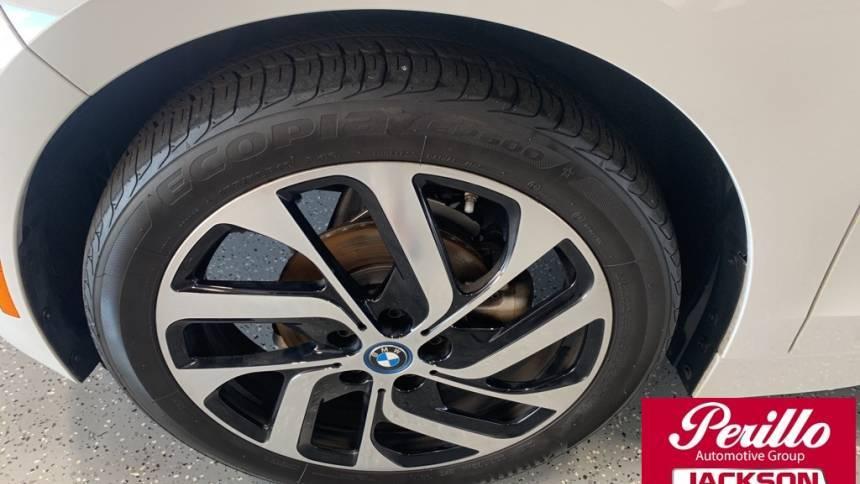 2019 BMW i3 WBY8P4C57KVD32277