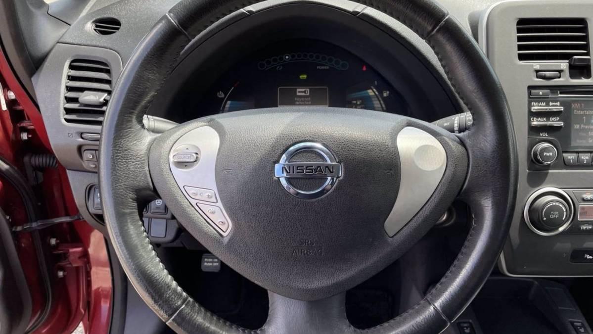 2013 Nissan LEAF 1N4AZ0CP6DC426269
