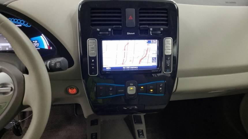 2012 Nissan LEAF JN1AZ0CP7CT027284
