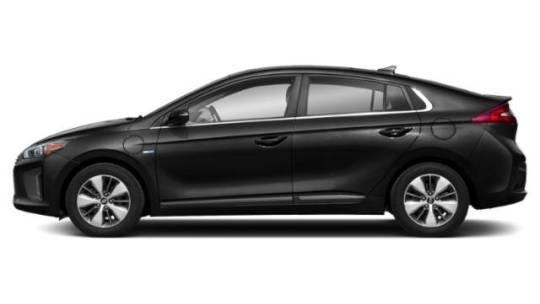 2019 Hyundai IONIQ KMHC75LD2KU110429