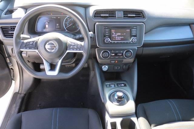 2018 Nissan LEAF 1N4AZ1CP9JC306550