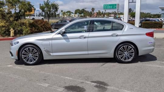 2018 BMW 5 Series WBAJA9C5XJB250698