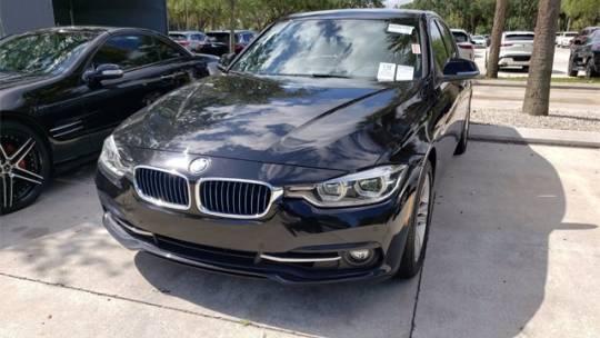 2017 BMW 3 Series WBA8E1C58HK479993