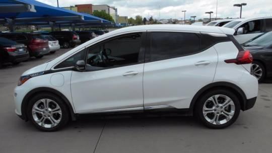 2017 Chevrolet Bolt 1G1FW6S04H4178242