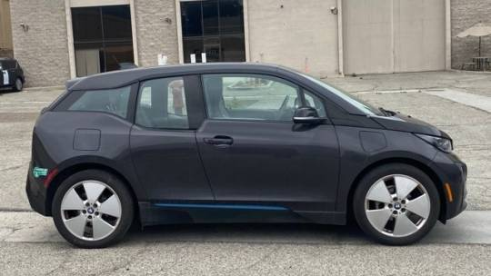 2015 BMW i3 WBY1Z4C52FV503564
