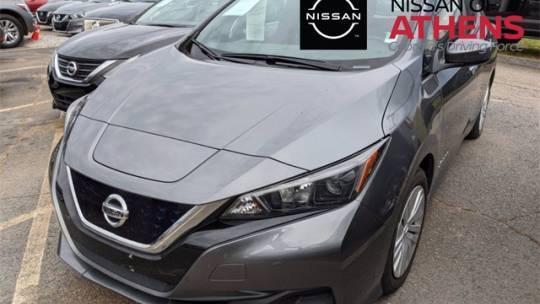 2018 Nissan LEAF 1N4AZ1CP6JC302357
