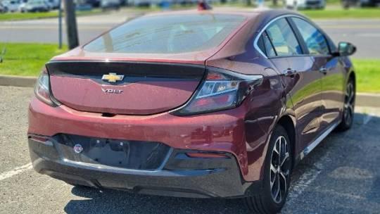 2017 Chevrolet VOLT 1G1RD6S57HU105560