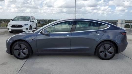 2018 Tesla Model 3 5YJ3E1EA5JF157905