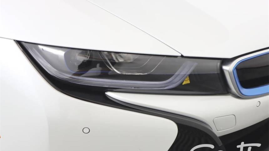 2019 BMW i8 WBY2Z6C53K7D70220